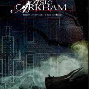 Batman Asilo Arkham de Grant Morrison [completo]