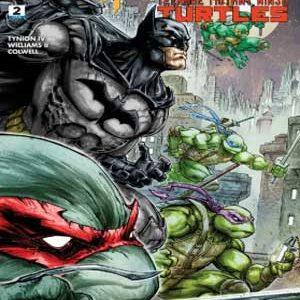 Batman / Tortugas Ninjas [6 de 6] (DC y IDW)