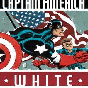 Capitán América Blanco (White) de Jeph Loeb y Tim Sale