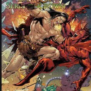 Conan: Batalla por la corona serpiente [5 de 5]