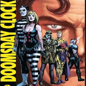 Doomsday Clock de Geoff Johns [12 de 12]