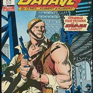 Doc Savage Vol. 1 [Etapa en DC Comics – 1987]