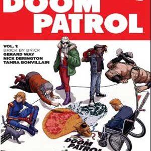 Doom Patrol de Gerard Way [Vol. 1 y 2] (Young Animal)