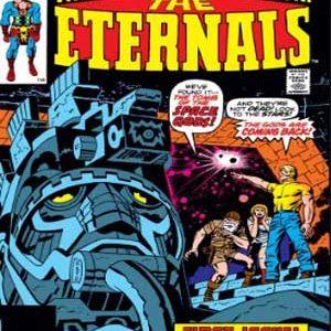Los Eternos Vol.1 de Jack Kirby [completo]