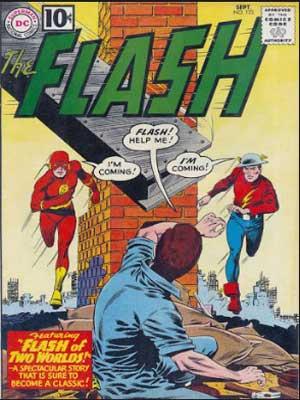Flash de dos mundos