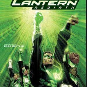 Green Lantern: Renacimiento de Geoff Johns [6 de 6]