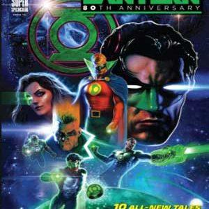 Green Lantern 80 Aniversario [en español]