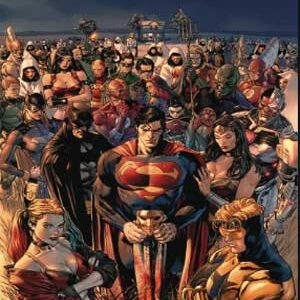 Héroes en Crisis de Tom King [Evento DC]
