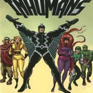 El origen de los Inhumanos [Thor 146 – 152)