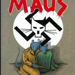 Maus de Art Spiegelman [Cómic ganador de premio Pulitzer]