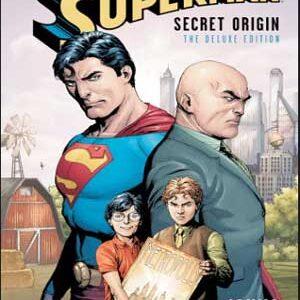 Superman: Origen Secreto de Geoff Johns y Gary Frank