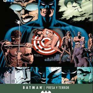 Batman: Presa de Doug Moench