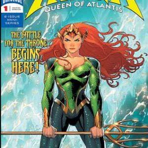 Mera: Reina de Atlantis (6 de 6)