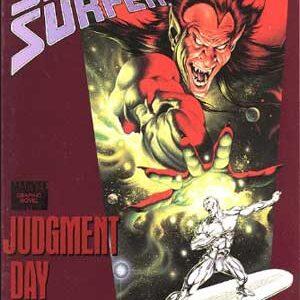 Silver Surfer: Día del Juicio de Stan Lee y John Buscema