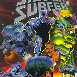 Silver Surfer Los Esclavistas de Stan Lee y Keith Pollard
