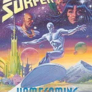 Silver Surfer: Regreso al hogar de Jim Starlin