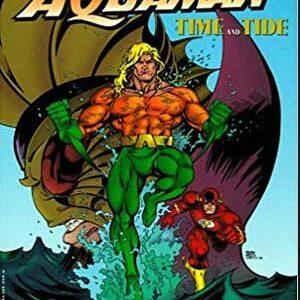 Aquaman Tiempo y marea de Peter David (4 de 4)