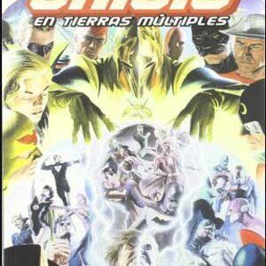Crisis en Tierra Múltiples de Gardner Fox (3 de 3)