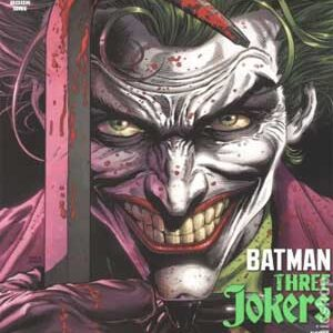 Batman Three Jokers (Tres Jokers) [3 de 3]
