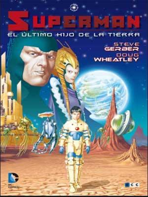 Read more about the article Superman: Último hijo de la Tierra