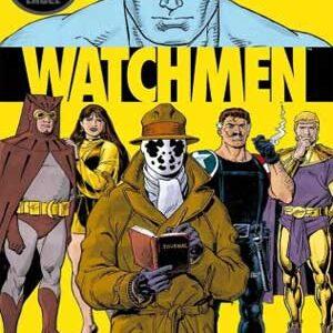 Watchmen de Alan Moore y Dave Gibbons [completo]