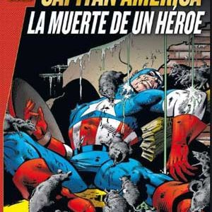 Capitán América: La muerte de un héroe [Marvel Gold]