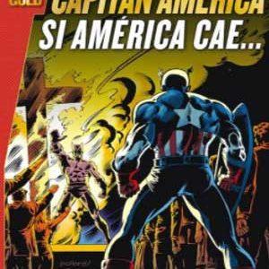 Capitán América: Si América cae [Marvel Gold]