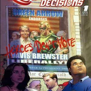 DC Universe: Decisiones [4 de 4] [Español / MEGA]