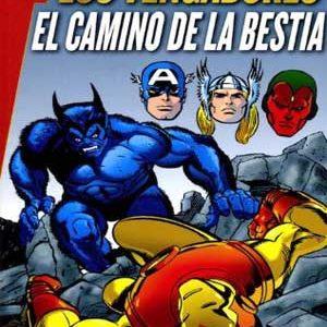 Los Vengadores: El camino de la bestia [Marvel Gold]