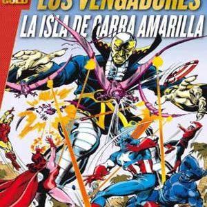Los Vengadores: La isla de Garra Amarilla [Marvel Gold]