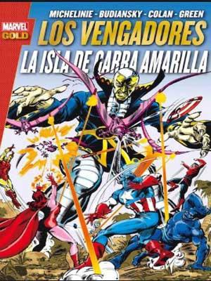 Read more about the article Los Vengadores: La isla de Garra Amarilla [Marvel Gold]