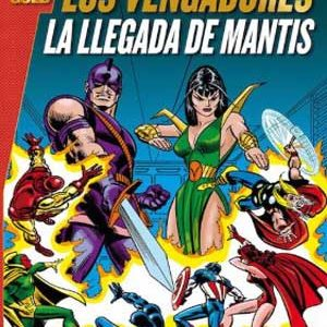 Los Vengadores: La llegada de Mantis [Marvel Gold]