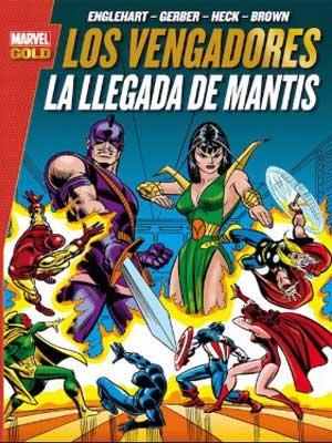 Read more about the article Los Vengadores: La llegada de Mantis [Marvel Gold]