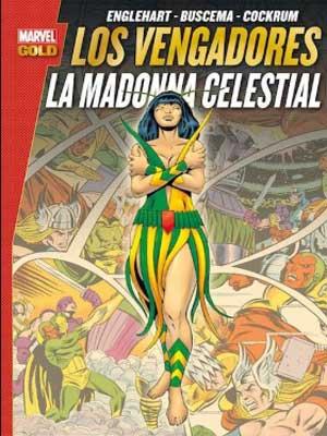 Read more about the article Los Vengadores: La Madonna Celestial [Marvel Gold]