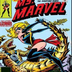 Ms. Marvel Volumen 1 [23 de 23] (1973)