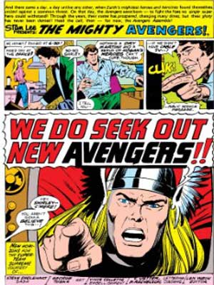 Read more about the article Los Vengadores: Buscamos nuevos Vengadores [Marvel Gold]