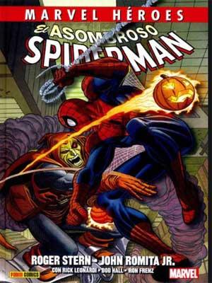 spiderman stern y romita