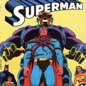 Superman: Para el Hombre que lo tiene todo de Alan Moore
