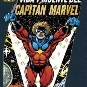 Vida y muerte del Capitán Marvel [Marvel Gold]