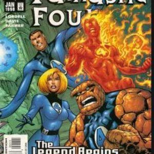 Cuatro Fantásticos Vol. 5 [14 de 14 + Anual] [2014]