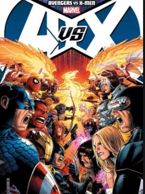 Read more about the article Avengers vs X-Men [12 de 12 + consecuencias] [Evento Marvel]
