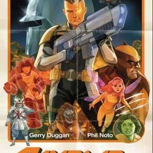 Cable Volumen 4 de Gerry Duggan y Phil Noto[6 de 6]