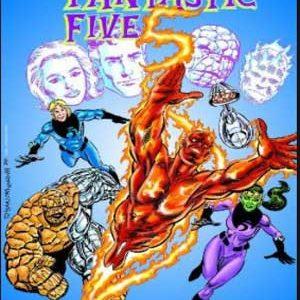 Cinco Fantásticos Vol. 1 [5 de 5] [1999 – 2000]