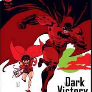 Batman: Victoria Oscura [Dark Victory] [13 de 13]