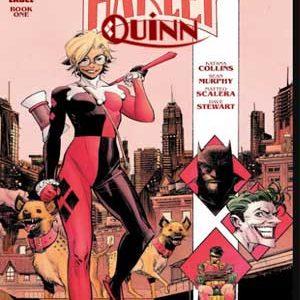 White Knight Presenta Harley Quinn [4 de ?]