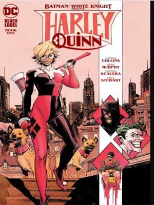 White Knight Presenta Harley Quinn (Caballero Blanco Presenta Harley Quinn) [6 de ?]