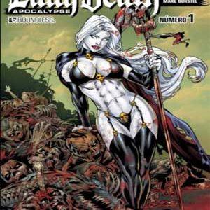 Lady Death: Apocalipsis [Editorial Boundless] [6 de 6]
