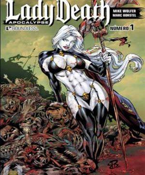 lady death apocalipsis