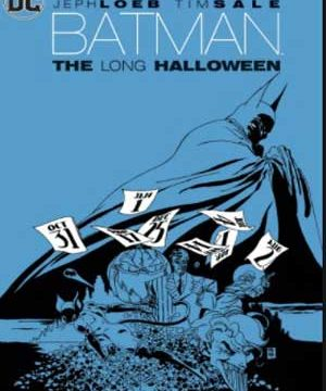 batman largo halloween