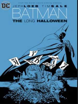 batman largo halloween